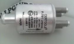 filter plynnej fázy CERTOOLS F-781 16/4x8